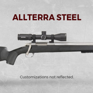 Custom Rifle: The Allterra